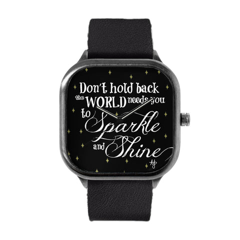 Sparkle and Shine Watch