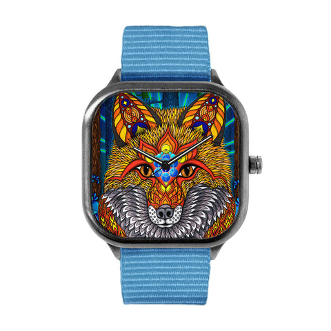 Electric Fox Watch