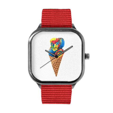 Superman Icecream Watch