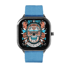 Carlos Slim Colored Watch