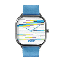 JDRF Stripes Watch