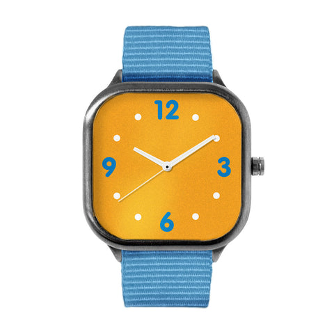 Basic Orange Alloy watch