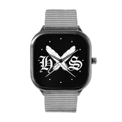 Feather Logo Watch