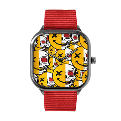 Deadly Smiley Watch