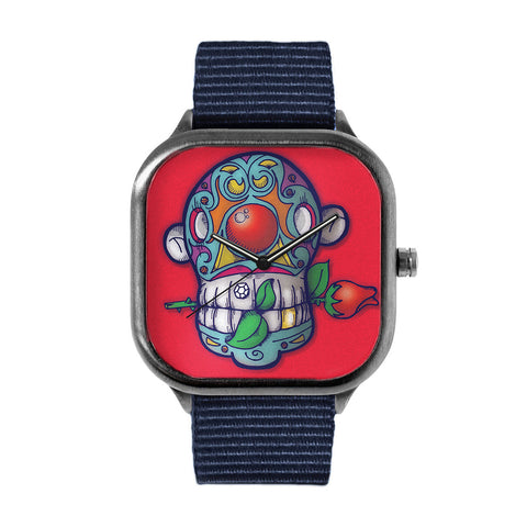 Skull Clown Alloy watch