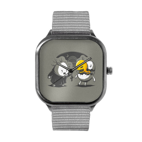 Eggxorcism Watch