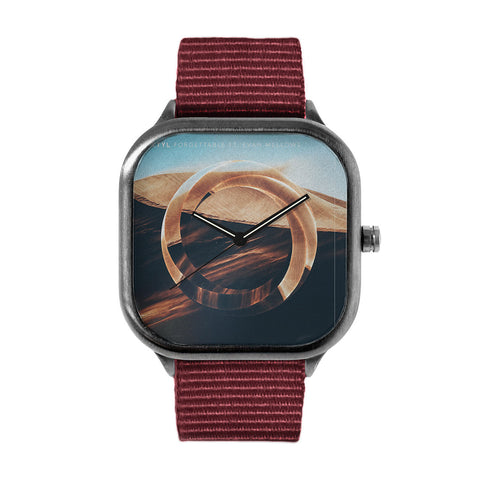 Cyclical Desert Watch