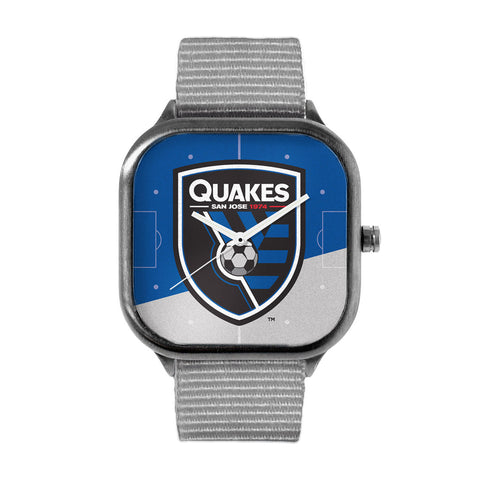 San Jose Earthquakes Watch