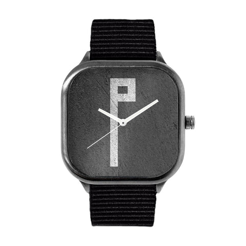 Monolithic Monogram P Watch