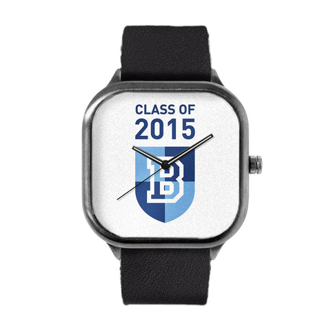 Class of 2015 B Shield Watch