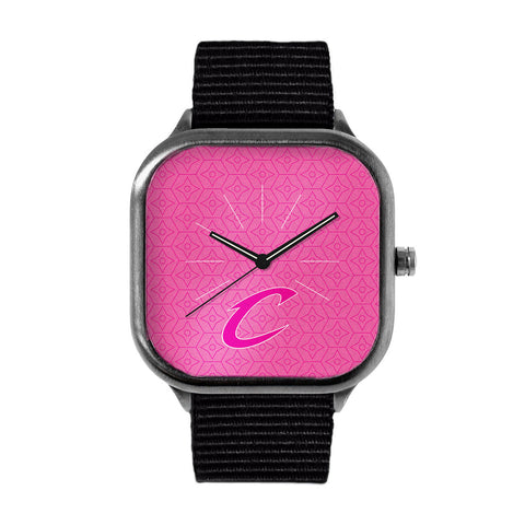 Pink Cleveland Cavaliers Watch