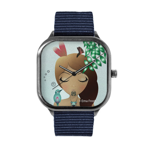 Sleeping KotareHine Watch