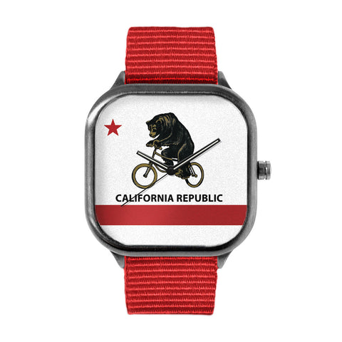 California Flag Watch