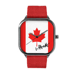 Canadian Flag Watch