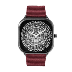 Dark Mandala Watch