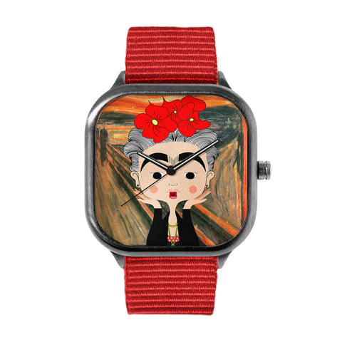 The Screma of Frida Watch Watch