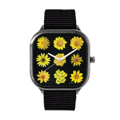 Yellow Flowers Watch