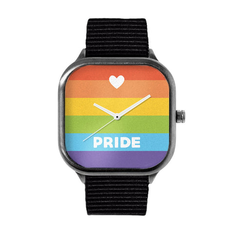Rainbow Pride Watch
