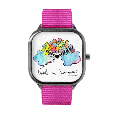 Peoplearerainbows Watch