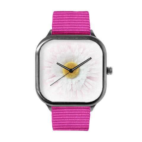 Posh Pearl Flower Watch