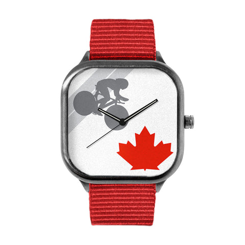 Leaf Silhouette Watch