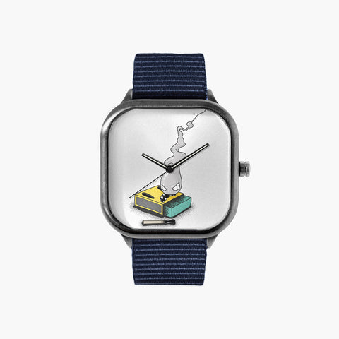 Reddprime Matchbox Watch
