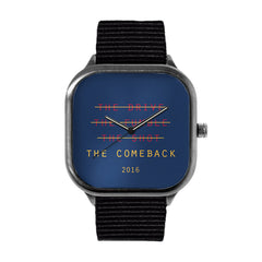 The Comeback Watch