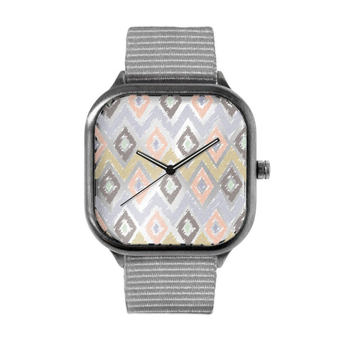 Desiree Diamond Chevron Watch