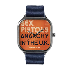 Sex Pistols Anarchy Watch