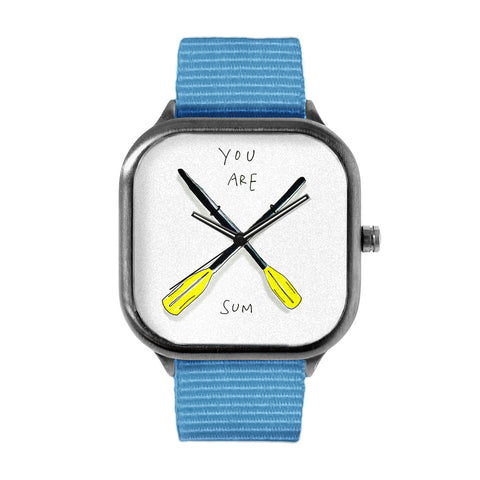 You Are Oresum Alloy watch