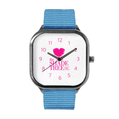 The Shade Tree Shelter Bold and Daring Watch