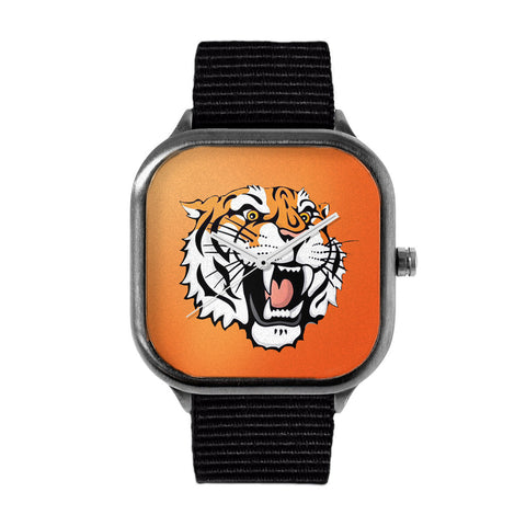 Paris Tiger Watch