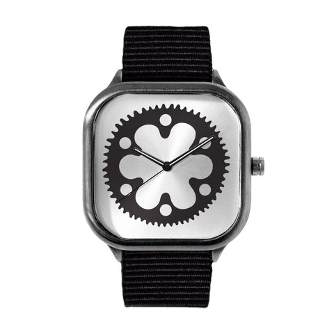 Mechanical Flower Watch