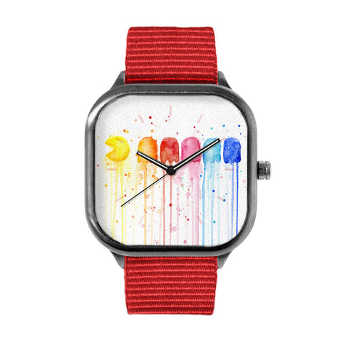 Retro Rainbow Watch