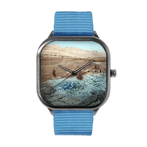 Dead Sea Alloy watch