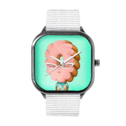 Glazed and Confused Cruller Watch