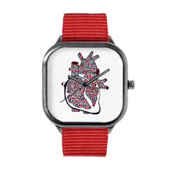 Heart Transformatil Watch