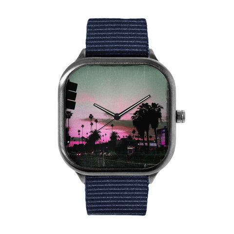 Pastel Palms Watch