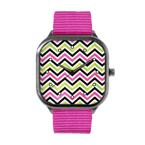 VanyNanyZigZag Watch