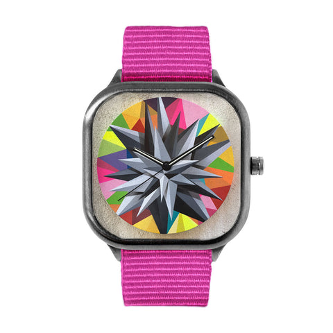 Grey Kaos Star Watch