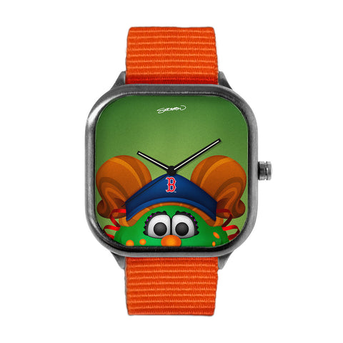 Tessie The Green Monster Watch