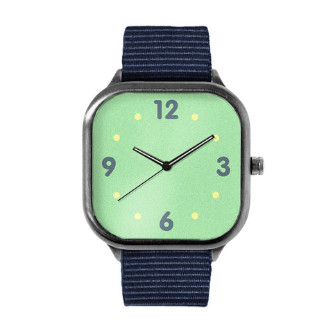 Basic Mint Alloy watch