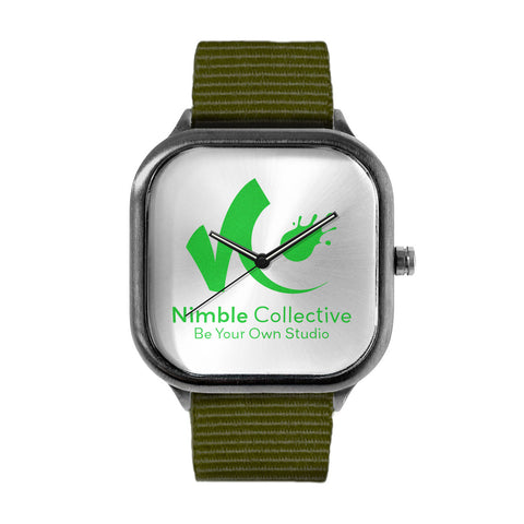 Nimble Green Watch