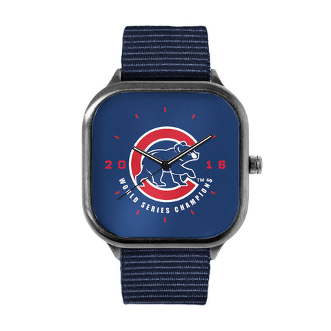 Chicago Cubs 2016 World Series Champions Alt Watch