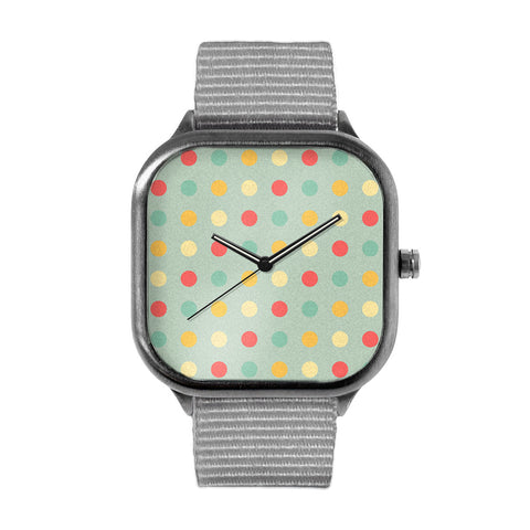 Summer Spots Alloy watch