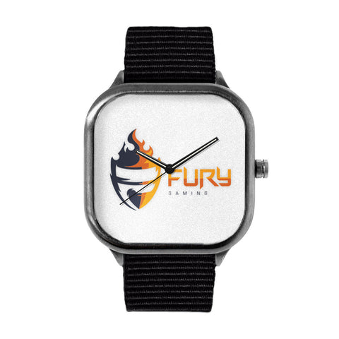 Team FURY Logo Alloy watch