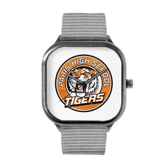 Paris high School Logo Watch