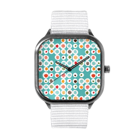 Astroid Dots Watch