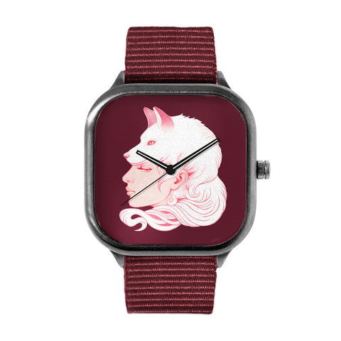 Sze Jones Red Wolf Girl Watch
