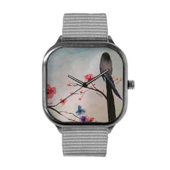 Bird and Flowers Watch